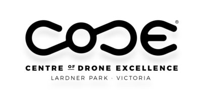 Centre of Drone Excellence Logo