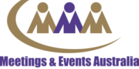 Meetings and Events logo Col