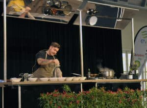 Lardner Park Exhibition and Conference Centre Cooking Demo