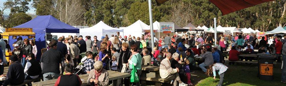 Craft Market at Lardner Park