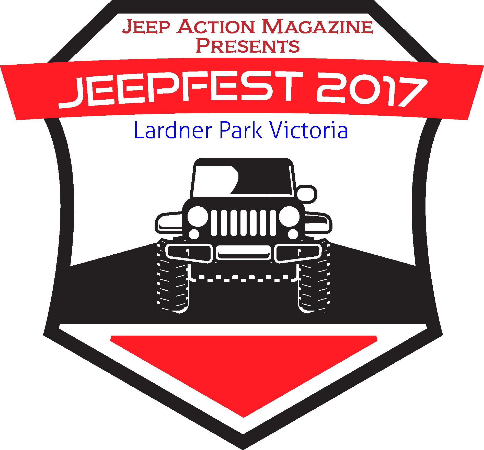 Jeep Fest 2017 logo