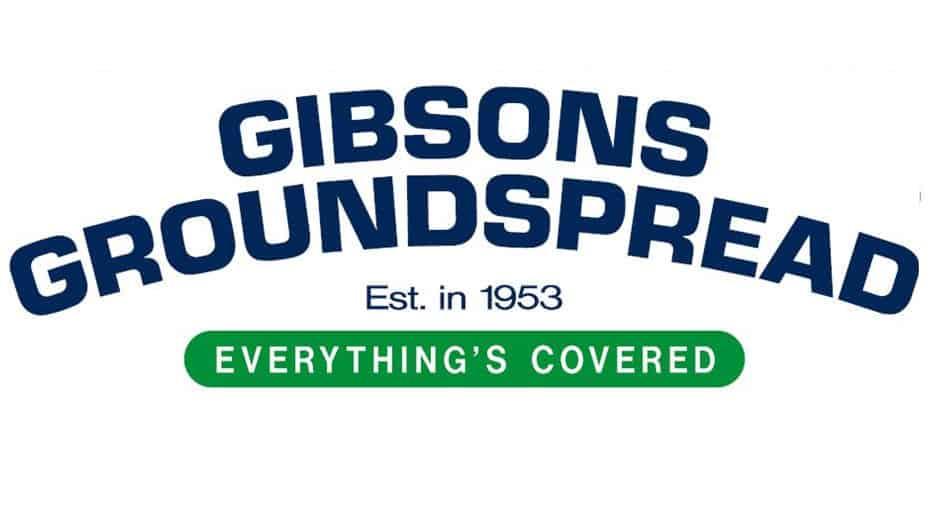 Gibsons Groundspread logo