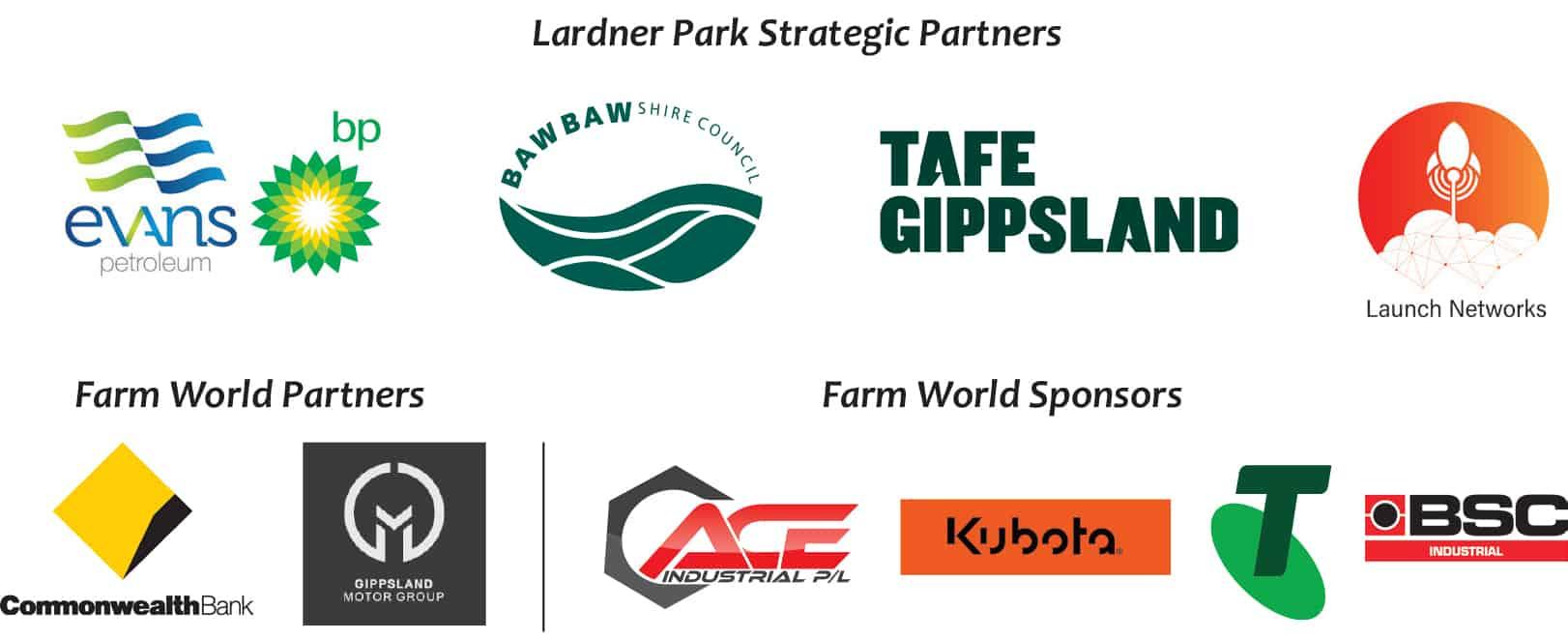 Lardner Park Partners and Sponsors