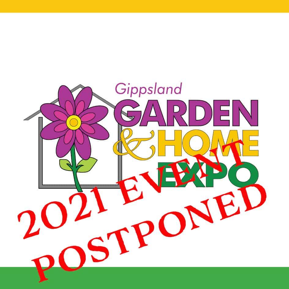 Garden Show logo POSTPONED copy