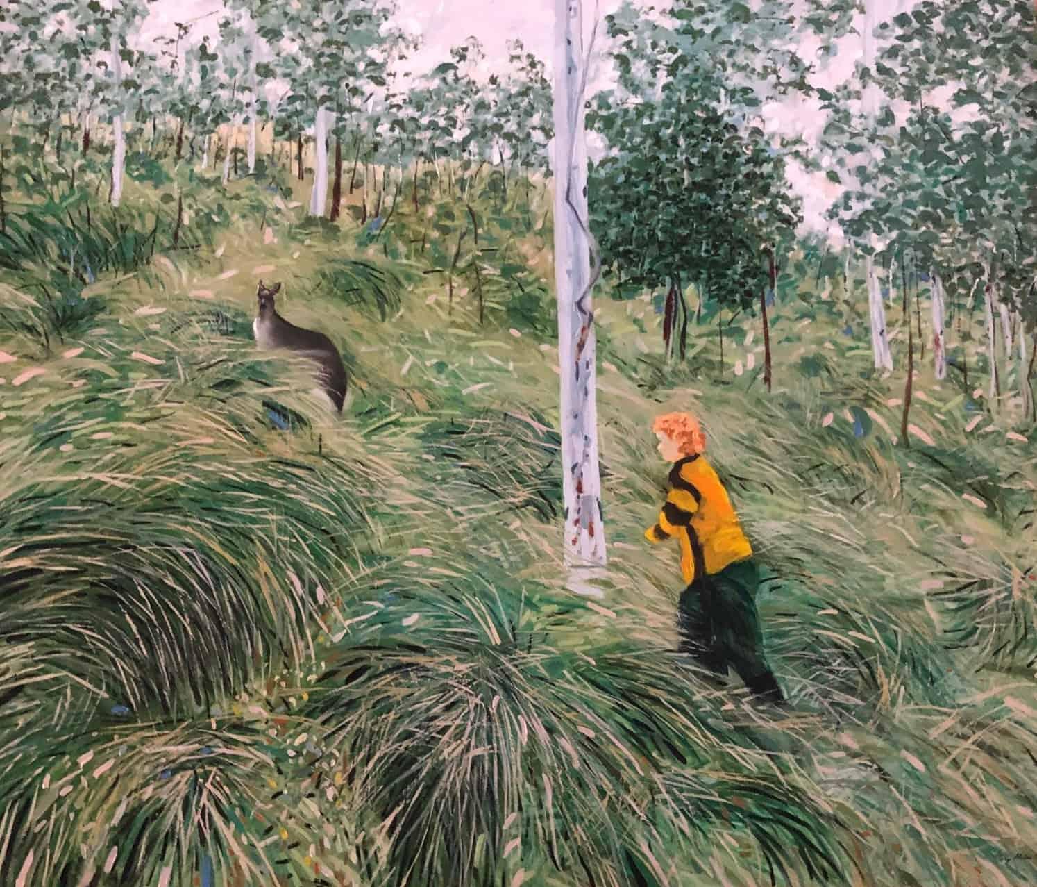 Kangaroo Snatcher - Buchan