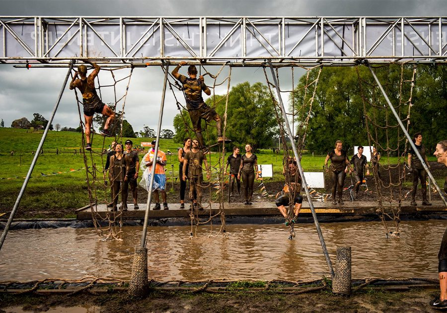 Jo - Tough Mudder